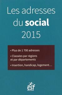 ESF - Les adresses du social.