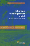ESH - L'Europe et le logement social - Guide à l'attention des PME.