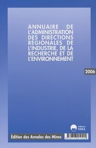 Eska - Annuaire de l'administration des directions régionales de l'industrie, de la recherche et de l'environnement.