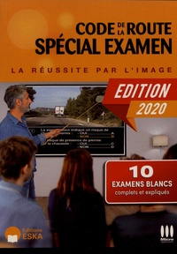 Eska - Code de la route spécial examen - Permis B.