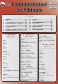 Eska - Communiquer en chinois.