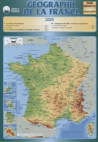 Eska - Géographie de la France.