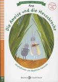 Esope et Dominique Guillemant - Die Ameise und die Heuschrecke. 1 CD audio
