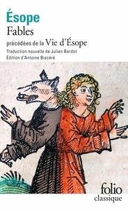 Esope - Fables précédées de la Vie d'Esope.