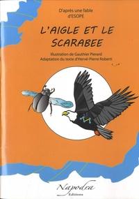 Esope - L'aigle et le scarabée.
