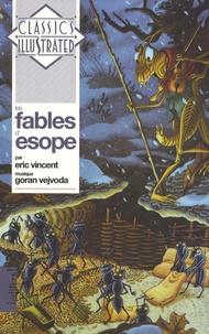 Esope et Eric Vincent - Les fables d'Esope. 1 CD audio