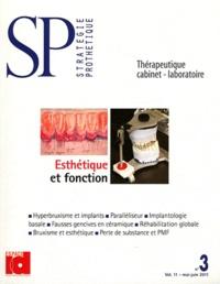 Yves Mahiat - Stratégie prothétique Volume 11 N° 3, Mai- : Esthétique et fonction.