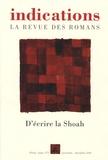 Christian Poetini - Indications N° 65/5, Novembre-dé : D'écrire la Shoah.