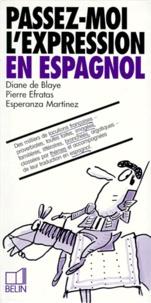 Esperanza Martinez et Diane de Blaye - .