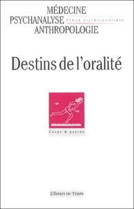 Gisèle Harrus-Révidi et Marie-Claire Célérier - Champ Psychosomatique N°29/2003 : Destins de l'oralité.