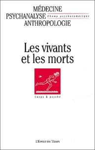 Christian Flavigny et Laurie Laufer - Champ Psychosomatique N° 32/2003 : Les vivants et les morts.