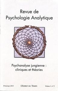 François Martin-Vallas - Revue de psychologie analytique Volume 1, N° 2, Prin : Psychanalyse jungienne : cliniques et théories.