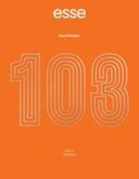 Esse - ESSE N° 103, septembre 20 : Sportification.