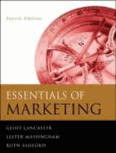 Essentials of Marketing.