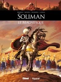 Esteban Mathieu et Clotilde Bruneau - Soliman le magnifique.