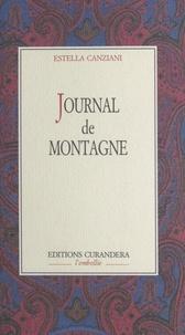 Estella Canziani - Journal de montagne.