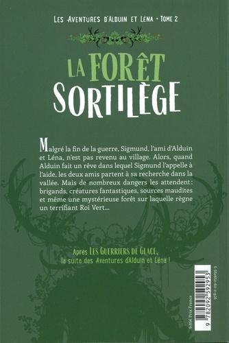Les aventures d'Alduin et Léna Tome 2 La Forêt Sortilège