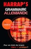Estelle Fernandez Blanco - Harrap's grammaire allemande.