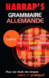 Corridashivernales.be Harrap's grammaire allemande Image