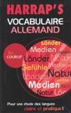 Estelle Fernandez Blanco - Harrap's Vocabulaire allemand.
