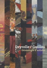 Estelle Guille des Buttes-Fresneau et Anne Dubouchet-De Staël - Deyrolle-Guillou - Généalogie d'artistes.