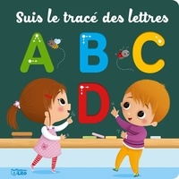 Estelle Madeddu - Suis le tracé des lettres.
