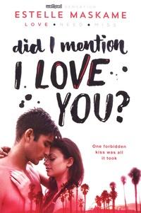 Did I Mention I Love You?.pdf