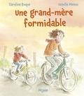 Estelle Meens et Caroline Roque - Une vraie grand-mère.