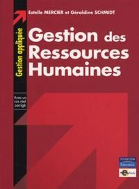 Estelle Mercier et Géraldine Schmidt - Gestion des Ressources Humaines.