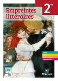 Estelle Provost et Coralie Doux-Pouget - Empreintes littéraires 2e - Manuel élève.