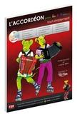Estelle Sauvain et Ludovic Beier - L'accordéon pour les 6/9 ans. 1 CD audio