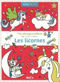 Estelle Tchatcha - Les licornes.