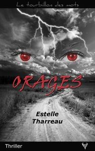 Estelle Tharreau - Orages.