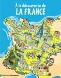 Estelle Vidard - A la découverte de la France.