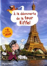 Estelle Vidard et Mathilde Giard - A la découverte de la tour Eiffel.