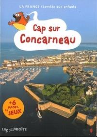 Estelle Vidard - Cap sur Concarneau.