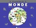 Estelle Vidard et Nathalie Ragondet - Le grand livre du monde.
