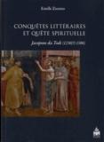 Estelle Zunino - Conquêtes littéraires et quête spirituelle - Jacopone da Todi (1230[? -1306).
