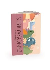Ester Tomè - Dinosaures - Avec 8 formes en bois et 1 base-jeu en carton.