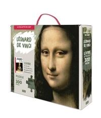 Ester Tomè et Nadia Fabris - Léonard de Vinci - Avec 1 puzzle de 300 pièces.