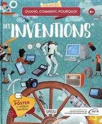 Ester Tomè et Enrico Lorenzi - Les inventions - Avec un poster à l'intérieur.