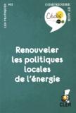 Esther Bailleul - Renouveler les politiques locales de l'énergie.