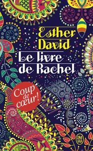 Esther David - Le livre de Rachel.