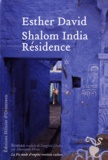 Esther David - Shalom India Résidence.