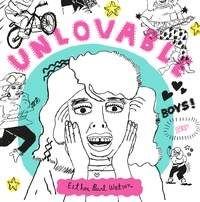 Esther Pearl Watson - Unlovable - Coffret en 5 volumes.