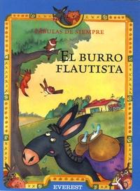 Esther Pérez Cuadrado - El burro flautista.