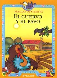 Esther Pérez Cuadrado - El cuervo y el pavo.