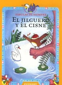 Esther Pérez Cuadrado - El jilguero y el cisne.