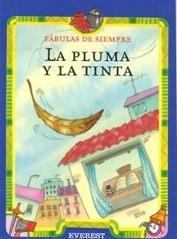 Esther Pérez Cuadrado - La pluma y la tinta.