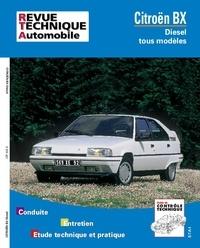 ETAI - Citroën BX moteurs Diesel et turbo Diesel.
